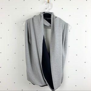 Lululemon Vinyasa Scarf Striped/ Black OS